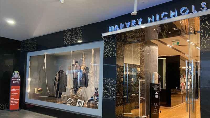 Dünyaca ünlü lüks mağaza zinciri Türkiye'den çekildi