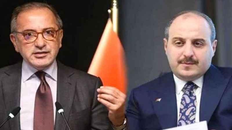 """Fatih Altaylı'dan Bakan Varank'a cevap: """"Müthiş ötesi bir öngörü"""""""