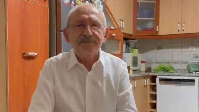 Habertürk yazarı Par Kılıçdaroğlu'nun mutfak videosu tuttu çünkü...