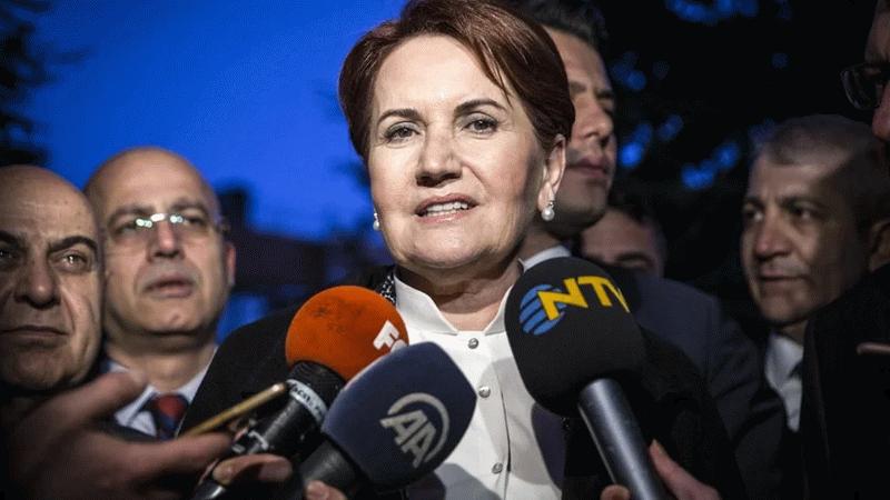 Meral Akşener Cumhurbaşkanı adayı mı olacak? Dikkat çeken iddia...