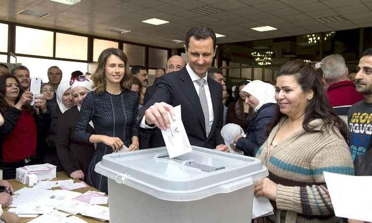 Suriye'de başkanlık seçimine boykot çağrısı! Düzmece seçim!
