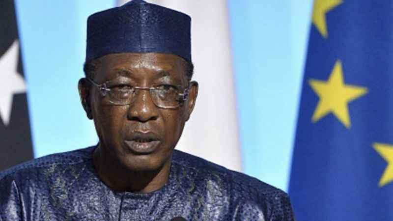 Son Dakika! Çad Cumhurbaşkanı hayatını kaybetti! Cephede savaşıyordu!