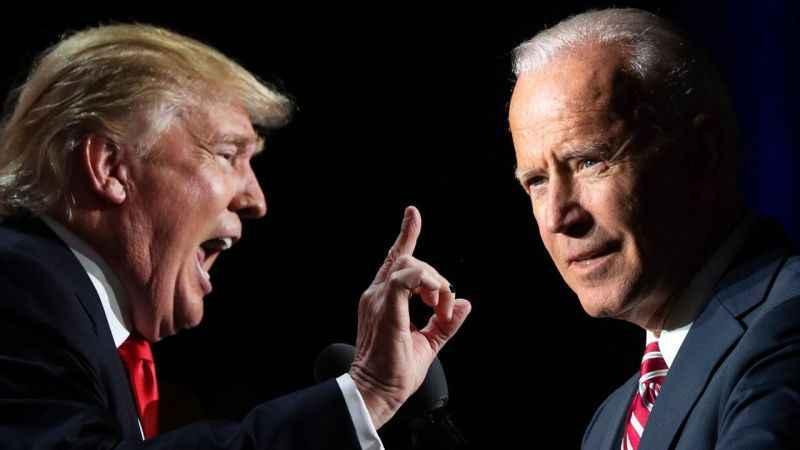 Trump'tan Biden'a suçladı! Rusya'yı Çin'in ellerine ittin!