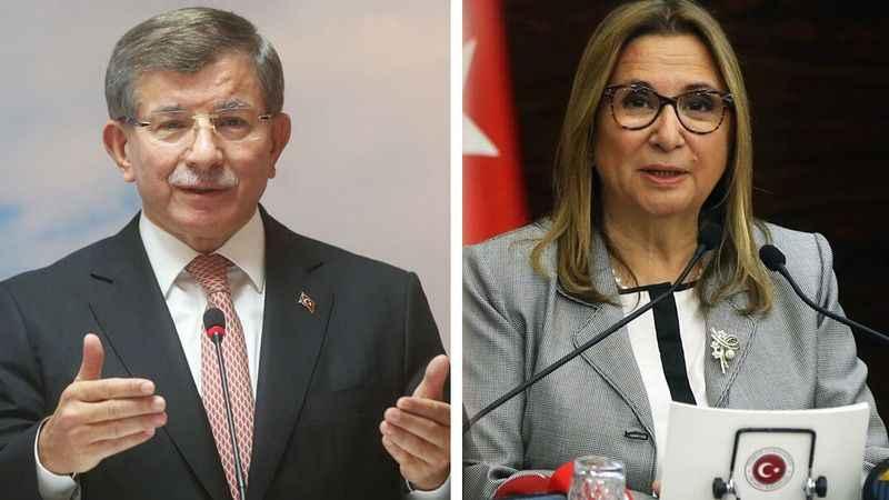 Davutoğlu'ndan Erdoğan'a Pekcan tepkisi: Görevden aldınız ama yetmez