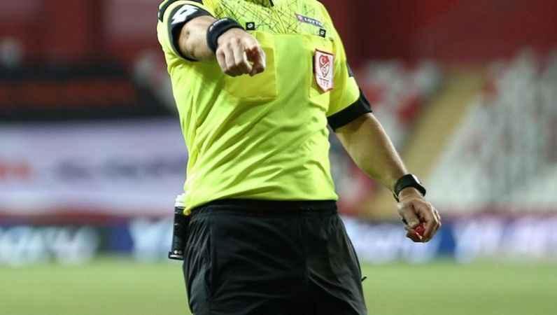 Galatasaray Trabzonspor derbisinin VAR hakemi belli oldu