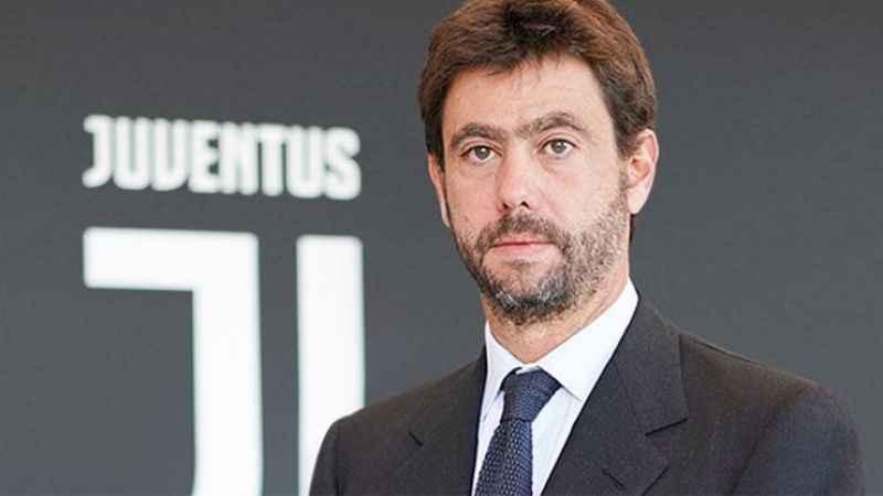 Juventus Başkanı Agnelli: Bu proje artık ayakta kalamaz
