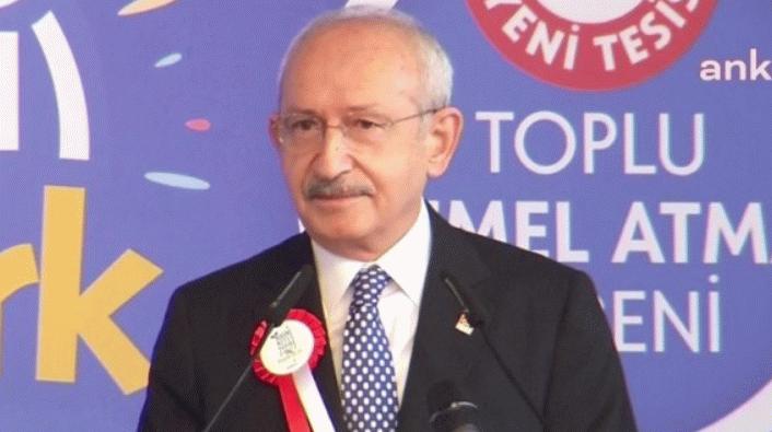 Kemal Kılıçdaroğlu Bizim kitabımızda ihanet yoktur