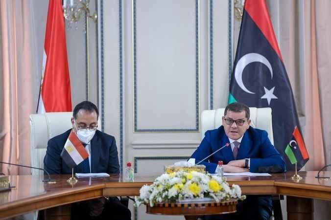 Libya ile Mısır anlaşma imzaladı