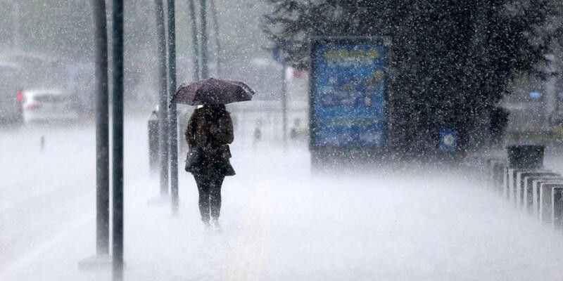 Meteoroloji'den sağak yağış ve lodos uyarısı
