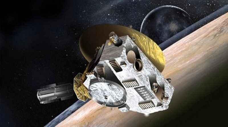 NASA'nın New Horizons aracı, önemli bir mesafeyi geride bıraktı