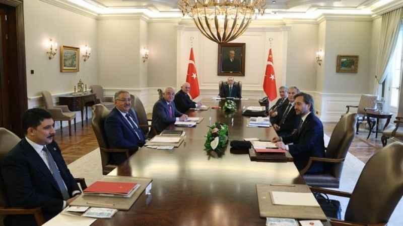 Cumhurbaşkanı Erdoğan'dan son dakika 1915 açıklaması