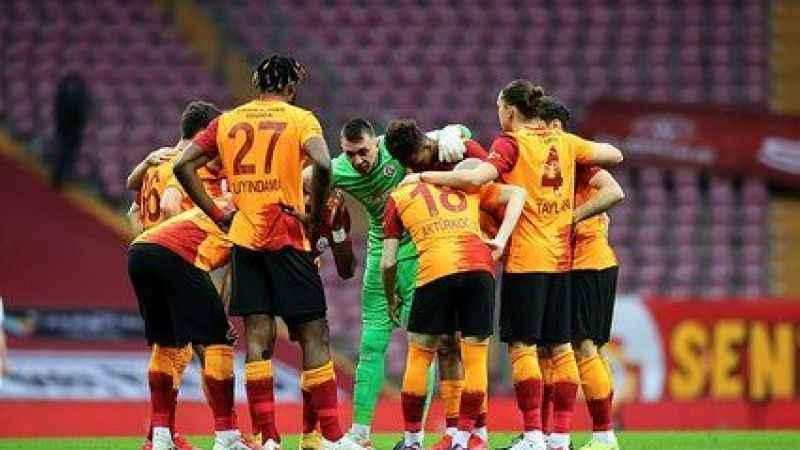 Galatasaray evinde kazanamıyor!