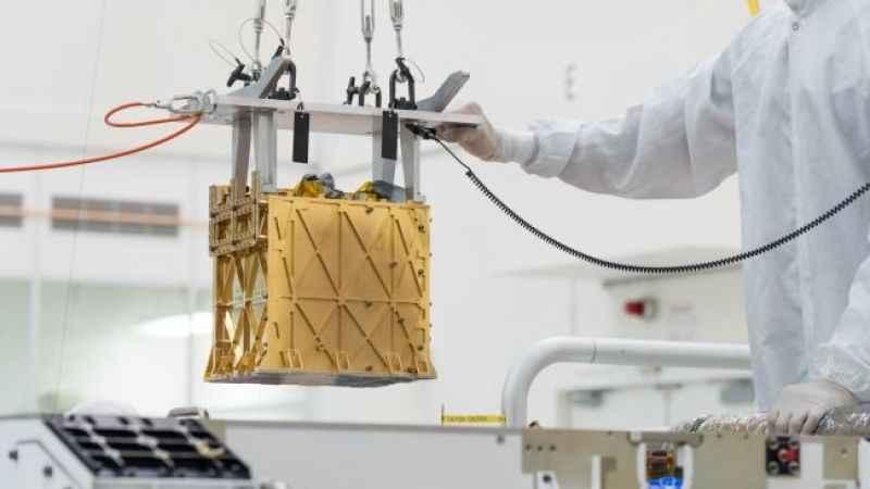 Perseverance, Mars'ta oksijen üretti