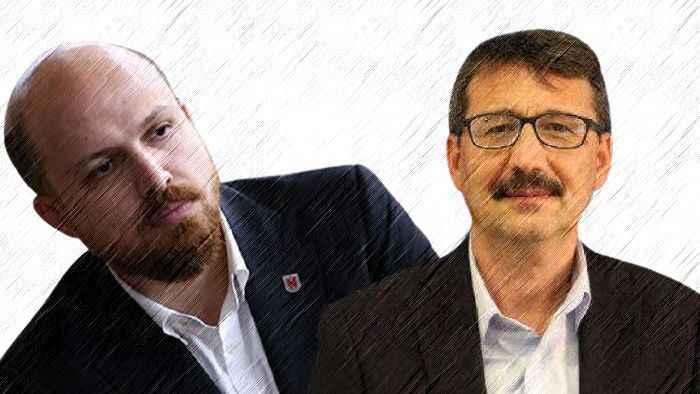 Yeni atanan rektör Atilla Arkan, Bilal Erdoğan'a da teşekkür etti