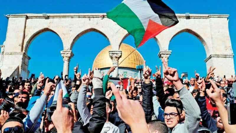 BM'den Siyonist İsrail'e uyarı! Filistin seçimlerine engel olmayın!