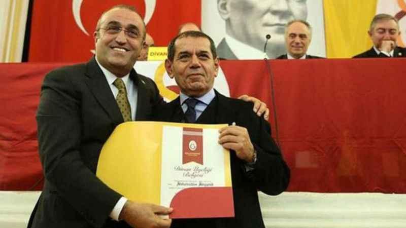Galatasaray'da flaş görüşme! Dursun Özbek başkan adayı mı olacak?
