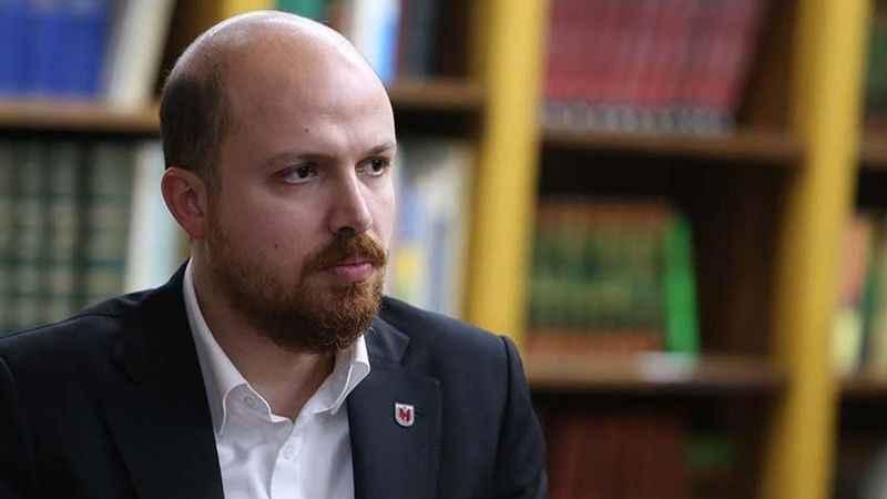Bilal Erdoğan, devlet görevine mi atandı? Dikkat çeken 'teşekkür'