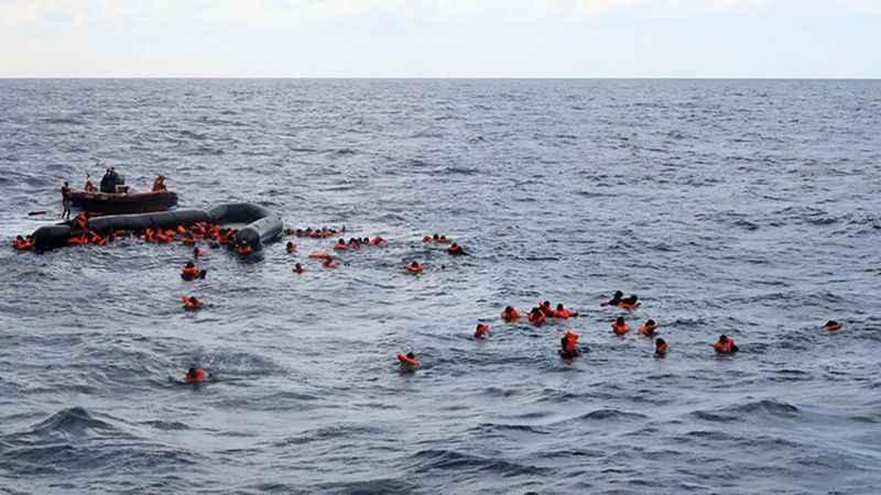 Akdeniz'de büyük facia! 100'den fazla göçmen öldü!