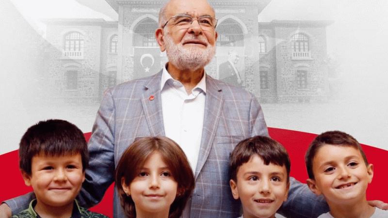 Temel Karamollaoğlu'nun 23 Nisan mesajında 'güçlü Meclis' vurgusu