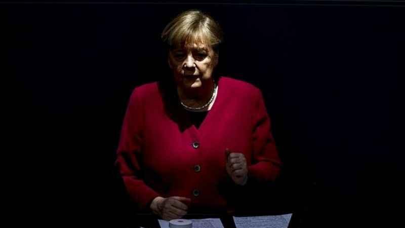 Angela Merkel Wirecard davasında ifade verdi! Yaptığım doğruydu