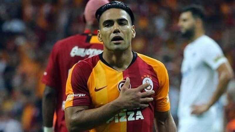 """Radamel Falcao Galatasaray'da kalmak istiyor!"""
