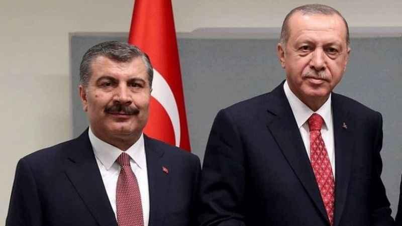 Sağlık Bakanı Koca görevi bırakmak istedi! Erdoğan kabul etmedi