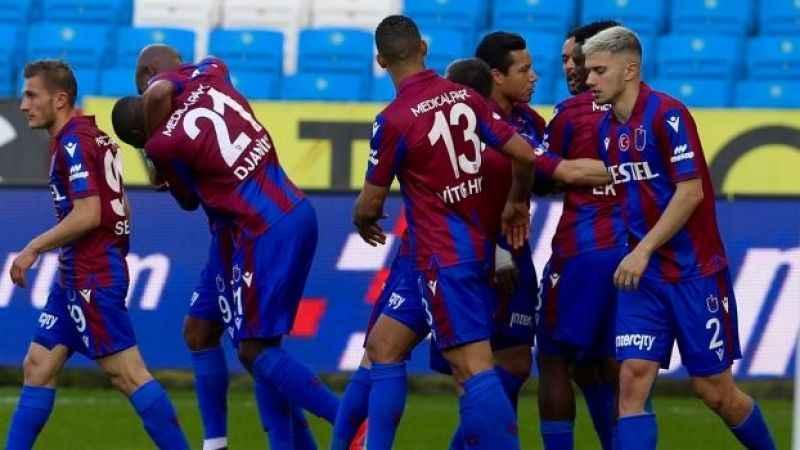 Trabzonspor, Fatih Karagümrük'ü Djaniny ile geçti