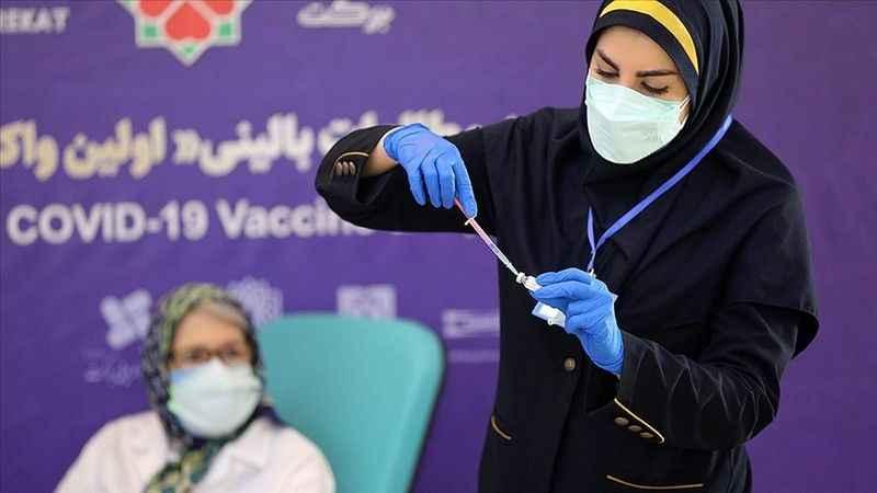 İran yerli aşı Coviran Bereket'in seri üretimine geçti