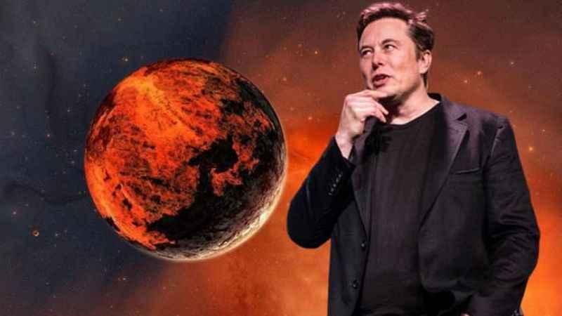 Elon Musk: Mars görevinde bir grup insan ölebilir