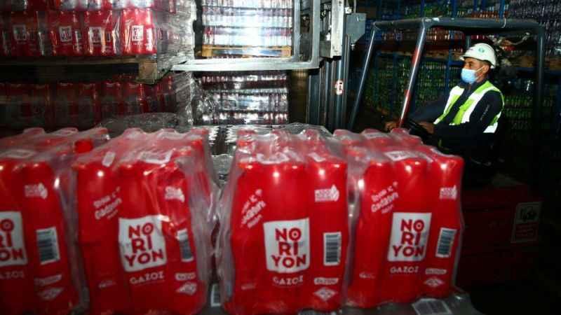 Orta Anadolu'nun 'noriyon' şivesi gazoz markası oldu