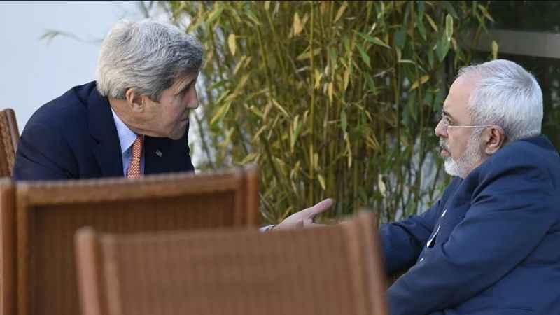 İran ve ABD'de ortalığı karıştırn ses kaydı! Zarif ve Kerry zor durmda