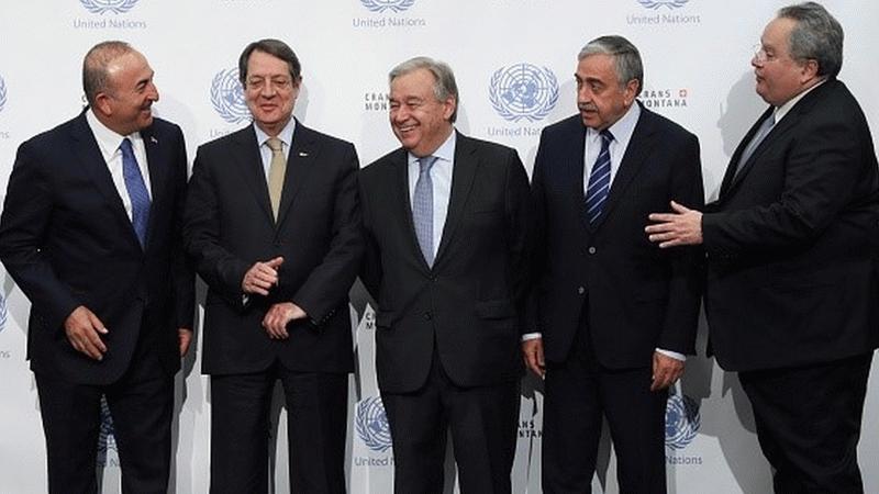 Kıbrıs Zirvesi Cenevre'de başlıyor!