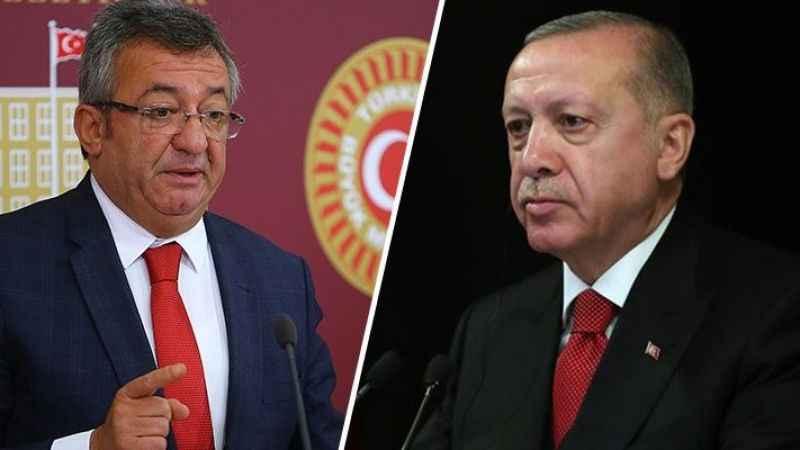 """CHP'den Erdoğan'ın """"Be ahlaksız"""" sözlerine 128 bin TL'lik dava!"""