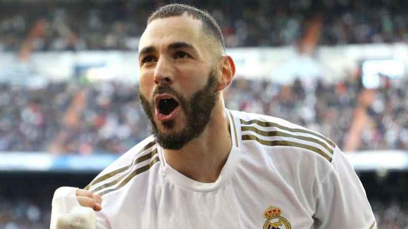 Karim Benzema, Şampiyonlar Ligi'nde Raul'ü yakaladı!