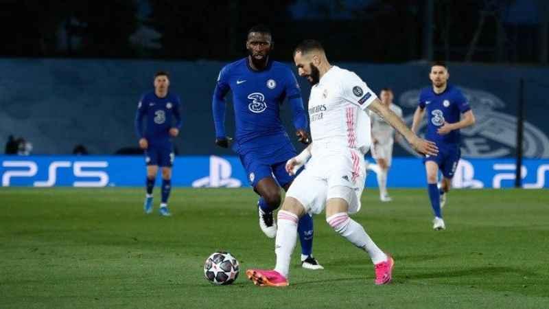 Real Madrid ile Chelsea, final biletini rövanşa bıraktı!