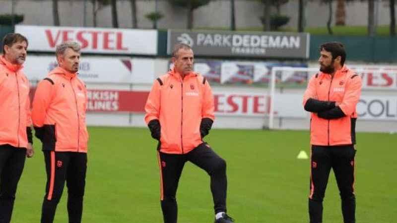 Trabzonspor teknik direktörü Abdullah Avcı en az 6 transfer istedi!