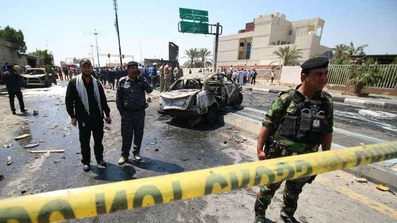 Irak'ta intihar saldırısı son anda önlendi