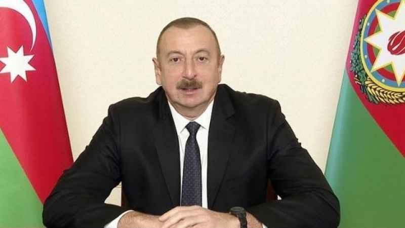 Aliyev Blinken ile görüştü! 'Soykırım' ithamından rahatsızız!