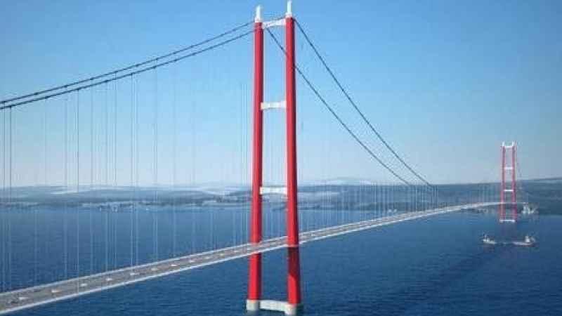 Çanakkale Köprüsü'nü yapan şirket saldırıya uğradı