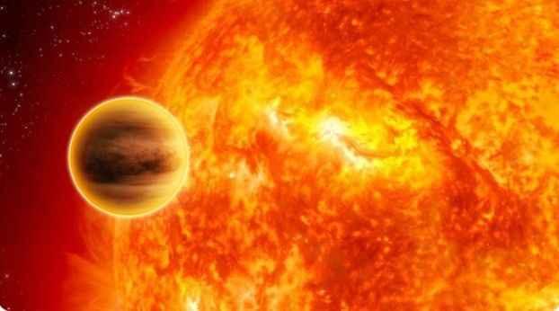 Bilim insanları en sıcak gezegeni keşfetti!