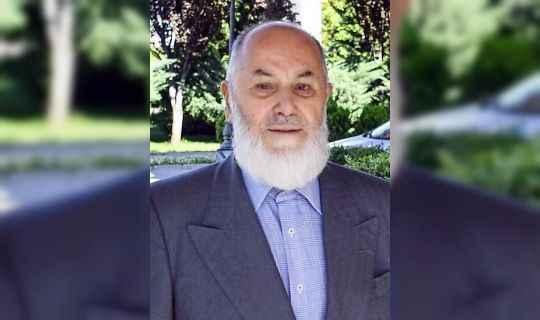 Eski MSP Milletvekili Ömer Lütfi Zararsız ahirete irtihal etti