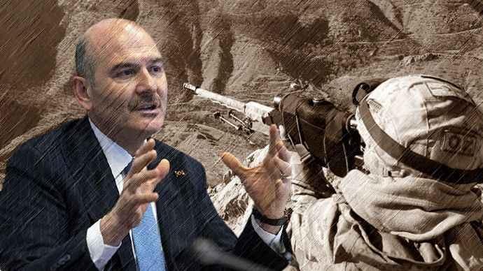 Süleyman Soylu, sunum yaptı: Metina bölgesine üs kuracağız