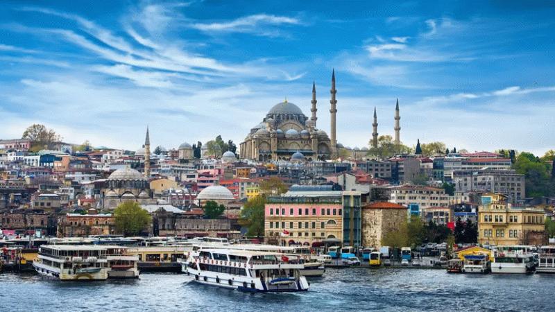 Türkiye'nin turizm geliri dibi gördü