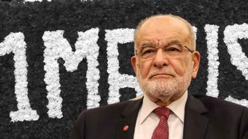 Karamollaoğlu,  1 Mayıs Emek ve Dayanışma Günü'nü kutladı