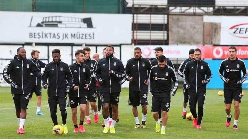 Beşiktaş'ın, Atakaş Hatayspor maçı kadrosu belli oldu!