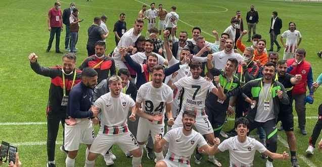 Diyarbekirspor 8 yıl aradan sonra şampiyon oldu