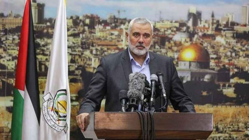 """Hamas lideri Heniyye: """"Erteleme kararının inandırıcı gerekçesi yok!"""""""