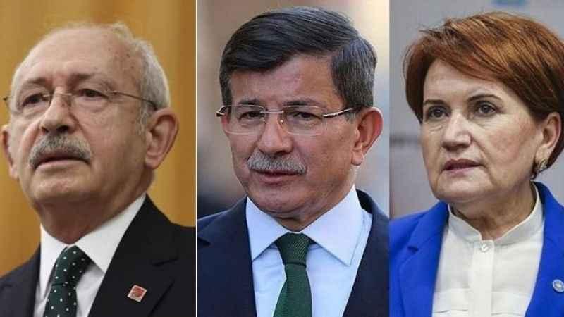Kılıçdaroğlu, Akşener ve Ahmet Davutoğlu'ndan1 Mayıs mesajları