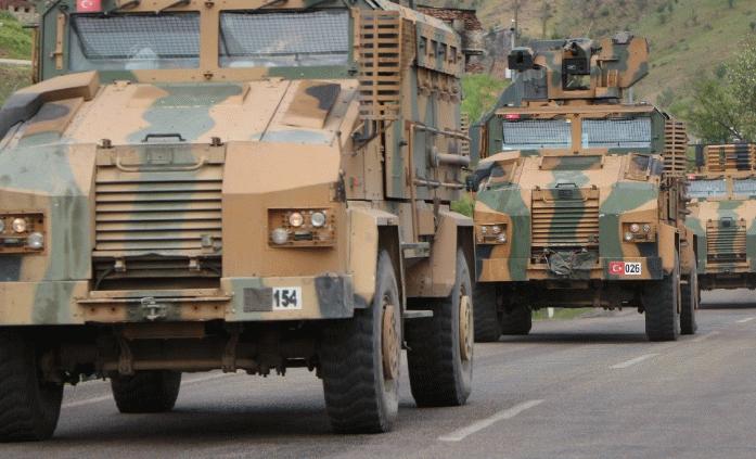 Şırnak'tan sınıra özel birlikler sevk edildi