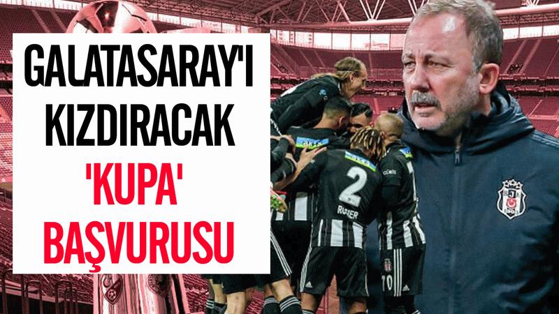 Galatasaray'ı kızdıracak 'Kupa' başvurusu
